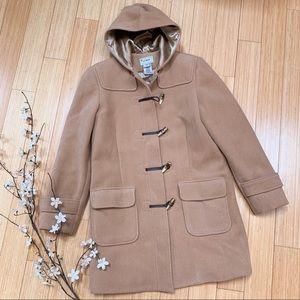 L.L. BEAN luxury wool jacket coat, S.